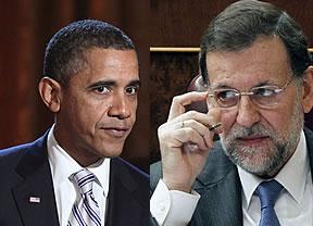 Obama recibirá formalmente a Rajoy en la Casa Blanca, aunque aún sin fecha
