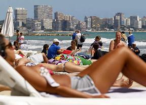 Agosto será el mejor mes de la historia de turismo en España