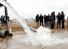 14.000 habitantes de Albacete se beneficiarán de las obras para garantizar el abastecimiento de agua