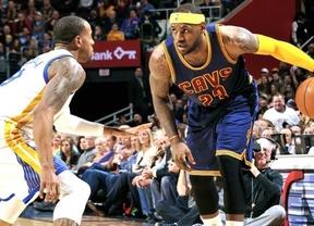 Los 'Caballeros' y los 'Guerreros', finalistas en la NBA, se pelearán por el título más importante del mundo