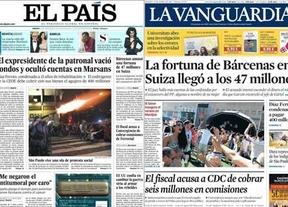 Bárcenas, Ferrán, Palau, Blesa, la Infanta...