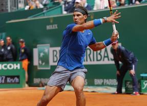 El madridista Nadal también quiere la 'novena'... corona en Montecarlo con Djokovic como más duro rival