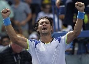 El mejor Ferrer ha vuelto: derrota a Gulbis y se mete en la final del torneo de Estocolmo