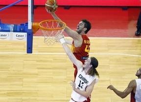 La Roja de basket inicia su camino hacia el Mundial con una cómoda victoria ante un buen rival como es Canadá (82-70)