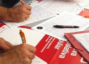 Último sprint para las firmas por la dación en pago