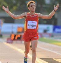 El conquense Gabriel Navarro, campeón de Europa sub23 en 10.000 metros