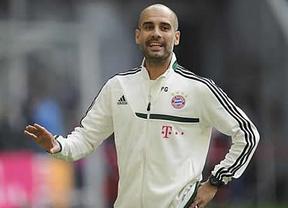 Guardiola exporta al Bayern su técnica
