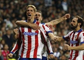 Un misil de Torres hunde al 'submarino' y mantiene a flote al Atlético en Champions (0-1)