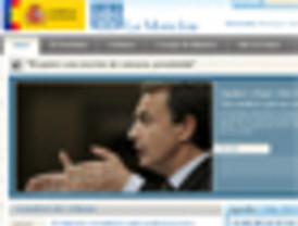 Los activistas achacarían la muerte de Haidar a Zapatero