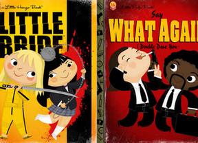 'Pulp Fiction', 'Breaking Bad' o 'Godzilla' se visten de cuentos infantiles