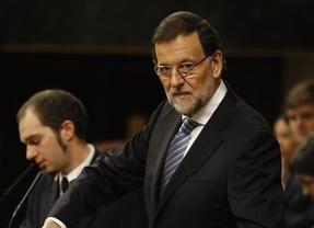 Rajoy admite en el Congreso que