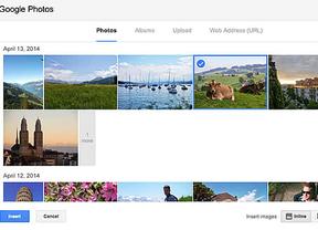 Gmail para ordenador permite adjuntar fotos desde el 'smartphone'