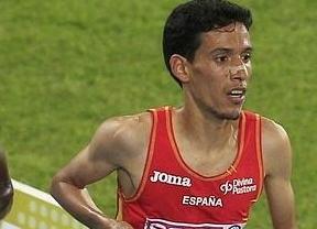 El español de origen marroquí Lamdassem gana el croos largo de Edimburgo