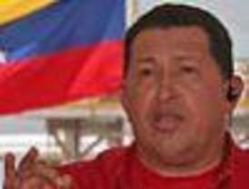 """Chávez anuncia una """"revolución del gas"""""""