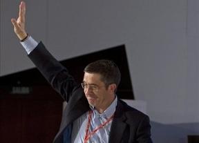 Patxi López, el supuesto 'tapado', evita aparecer como el candidato a las urnas de Rubalcaba
