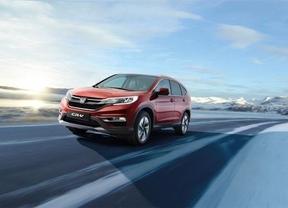 El nuevo Honda CR-V se comercializará desde primavera de 2015