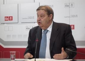 El PSOE, 'esperando' a que Cospedal dé los datos de la balanza fiscal como ha hecho Monago