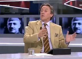 Franco se cuela en Telemadrid