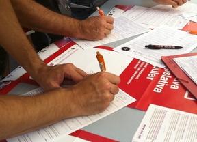 Fijadas las fechas de recogida de firmas por la dación en pago