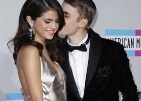 Justin Bieber y Selena Gomez: pelea en público