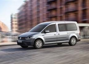 Volkswagen presenta en Ginebra el Caddy en versión Maxi