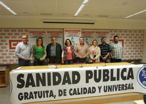 Llamamiento a la participación en la manifestación del sábado en Toledo en defensa de la sanidad pública