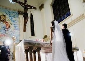 La crisis y las bodas: Menos invitados y menús más baratos