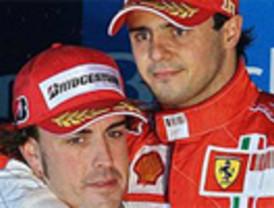 El 'rebelde' Massa se pliega a las órdenes y promete ayudar a Alonso y a Ferrari en la lucha por el título