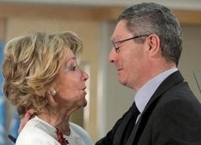 Aguirre comienza su campaña marcando distancias con su 'archienemigo' Gallardón: no piensa