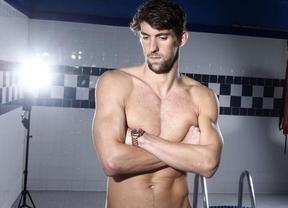 El regreso del 'hijo prodigio' de la natación:  Phelps se ve