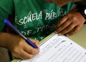 La Plataforma Estatal por la Escuela Pública manda una carta a Posada advirtiéndole de que la LOMCE nace muerta