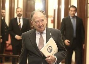 Sanz Roldán intentó calmar a los diputados sobre el presunto espionaje en su comparecencia secreta en el Congreso