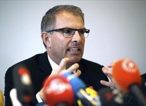 El presidente de la aerolínea germana Lufthansa, Carsten Spohr (EFE)