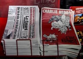 La revista 'Charlie Hebdo' vuelve a los kioscos bajando el tono contra el mundo islámico