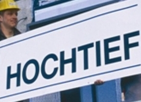 Hochtief (ACS) avanza que cerró 2011 con 'números rojos' de 160 millones