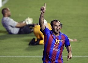 El Levante cumple su objetivo y su sueño al sellar su pase a la Europa League