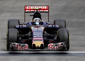 Carlos Sainz saldrá de la calle de garajes por sanción