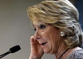 Aguirre declara hoy como testigo para explicar sus contratos con la trama Gürtel cuando era presidenta