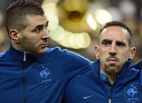 Benzema y Ribery se libran del juicio relacionado con la prostitución... por ahora