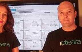 Oteara, una empresa tecnológica situada en Zafra, Badajoz y Madrid que pretende, nada menos, ser líder mundial