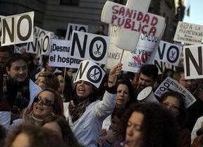 Más firmas virtuales contra la privatización de la sanidad