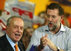 El PP recuerda que Fraga es la figura histórica más importante para la derecha democrática española desde Cánovas