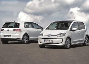 Volkswagen inicia la venta en España de los eléctricos e-up! y e-Golf