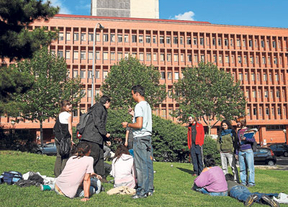 España sigue siendo el destino más atractivo para los Erasmus