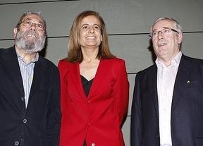 Sindicatos y empresarios firman la paz: los convenios no se extinguir�n el 8 de julio