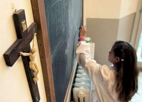 El currículum de Religión de la LOMCE incluye rezos en las clases