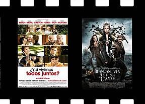 La malvada Charlize Theron y la bella Kristen Stewart llegan a los cines con 'Blancanieves y la leyenda del cazador'