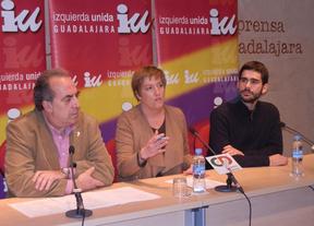 José Luis Maximiliano será el candidato de IU a la Alcaldía de Guadalajara