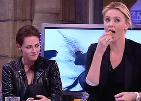 Todo era una pose: Charlize Theron critica el programa tras su paso por el 'El Hormiguero'