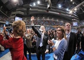 Rajoy cerró la campaña como presidente ante un público enardecido en Madrid